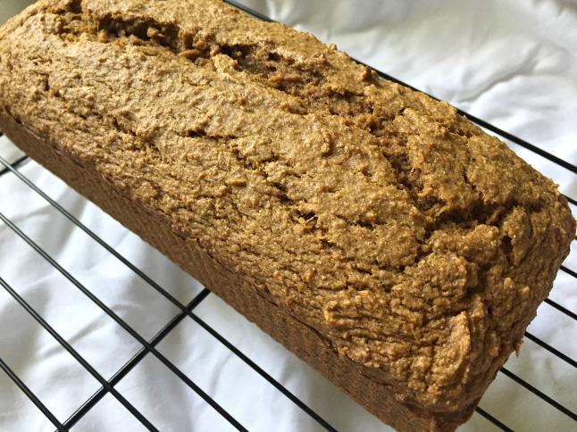 Butternut Spice Bread - KintheKitchen