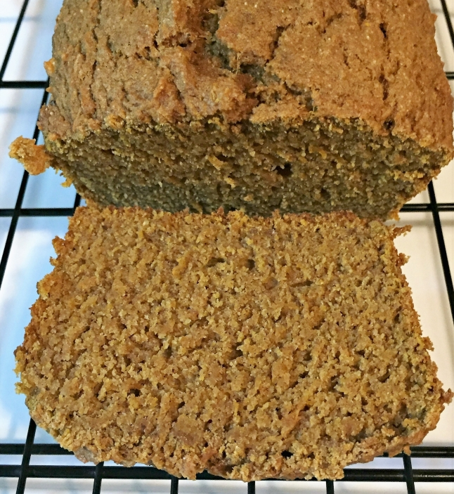 Butternut Spice Bread- KintheKitchen