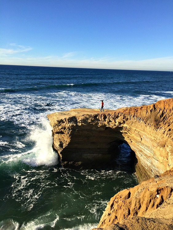 Sunset Cliffs San Diego KintheKitchen