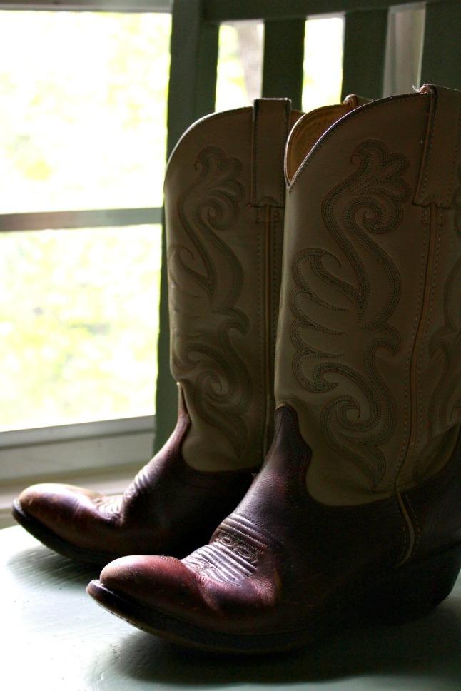 Cowbly boots-KintheKitchen