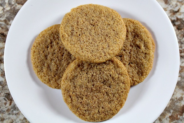 Brown Sugar Cookies - KintheKitchen