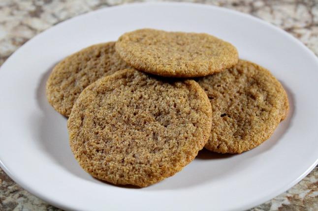 Brown Sugar Cookies KintheKitchen