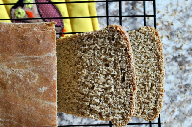 Sourdough Sandwich Bread-KintheKitchen