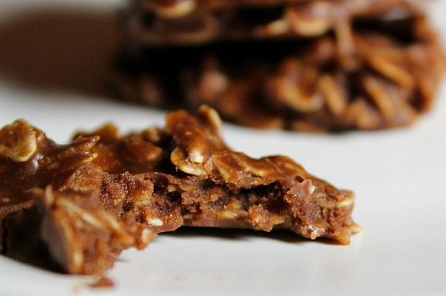ChocolateNoBakeCookies---KintheKitchen
