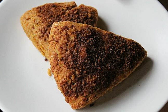 CinnamonButternutSquashScones--KintheKitchen